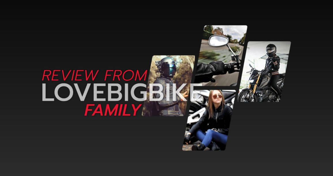 นักซิ่งอุ่นใจเลือก Lovebigbike.com