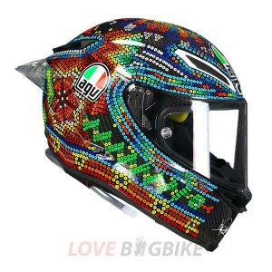 AGV PISTA GP R ROSSI WINTER TEST 2018_2