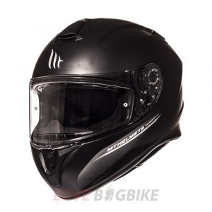 MT_Helmets_Targo_Matt_ Black_(ดำด้าน)_1