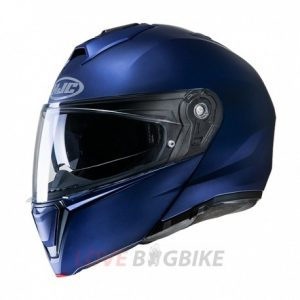 HJC I-90 Matt Bluehjc-buy-hjc-i-90-semi-flat-metallic-blue-helmet-50